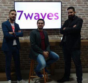 Fundadores da 7waves
